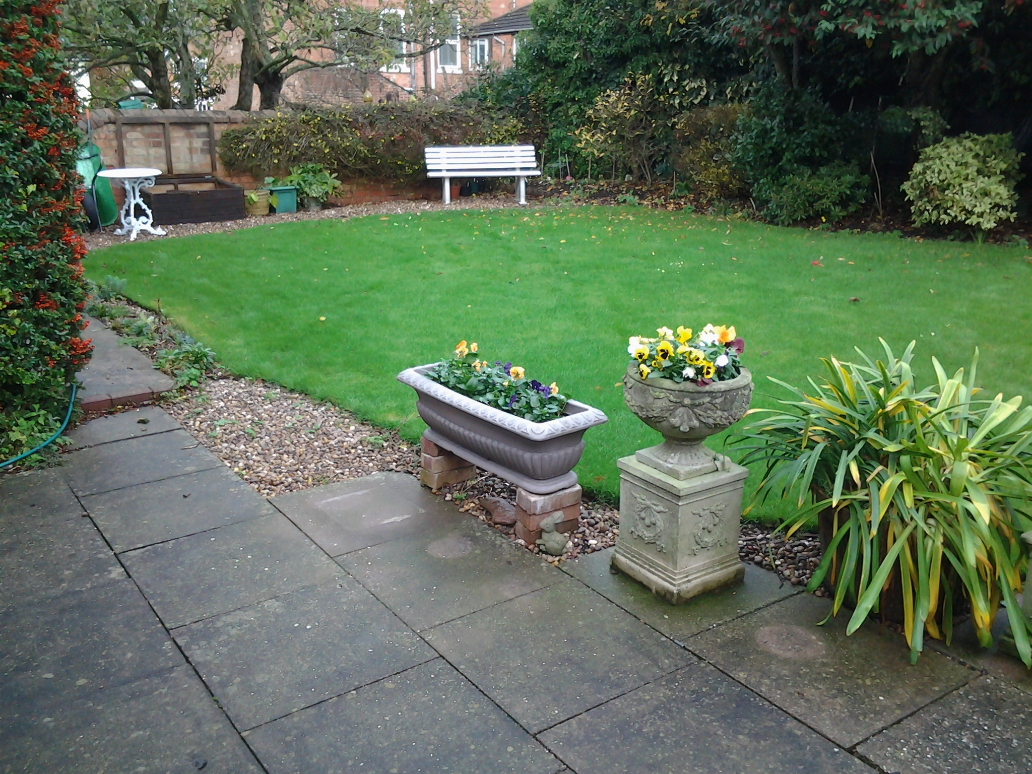 Chris bonham plants nottingham garden design and for Garden design nottingham
